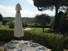 De Provence dicht bij Italie