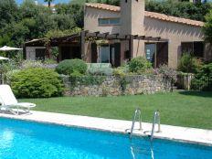 Villa met 5 aparte terrassen