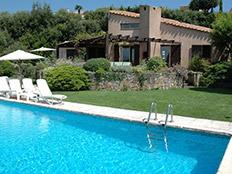 Huis met het 50 meter zwembad
